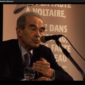 Discours de Robert Badinter contre l'homophobie