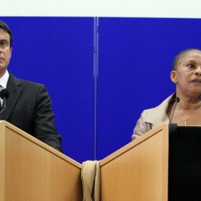 [FTA] Taubira et Valls fustigent l'attitude de Jean Arthuis