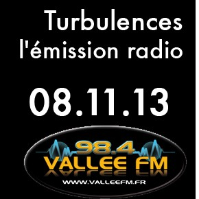 Emission Turbulences du 8 novembre 2013