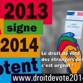Droit de vote des étrangers en Europe : la France est en retard !