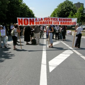 Conférence de presse le 17 septembre : Pour les étrangers, la Justice dans les aéroports !