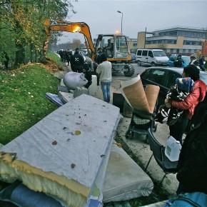 Deux camps de Rroms évacués à Champs-sur-Marne