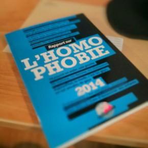 [enbref] Le rapport 2014 de SOS Homophobie publié le 17 mai
