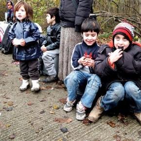 Aujourd'hui 25 ème anniversaire de la Convention des Droits de l'Enfant