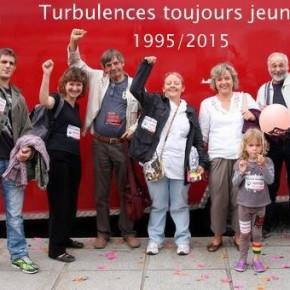1995 / 2015, TURBULENCES toujours jeunes !