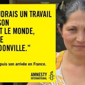 Journée internationale des Roms avec Amnesty International