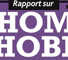 SOS homophobie publie le Rapport annuel 2015