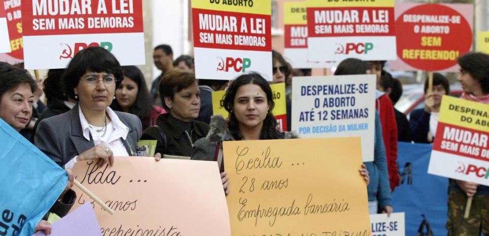 PORTUGAL-DEMO-ABORTION