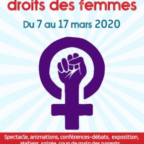 Turbulences se mobilise pour la journée internationale pour le droit des femmes !